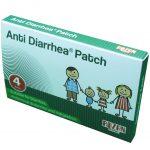 Anti Diarrhea Patch - 3D