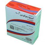 Liposolvin 100 - 3D